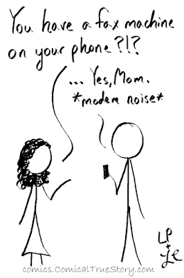 Classic modem noise
