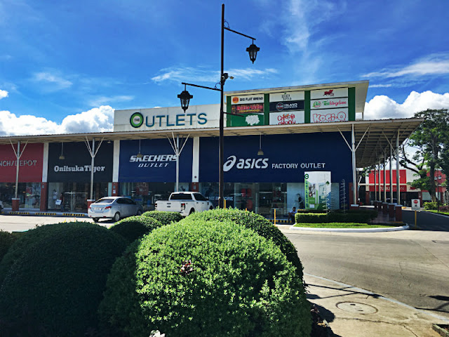 Skechers, Onitsuka Tiger, Bench, Asics are just some of the outlet shops at The Outlets at Pueblo Verde