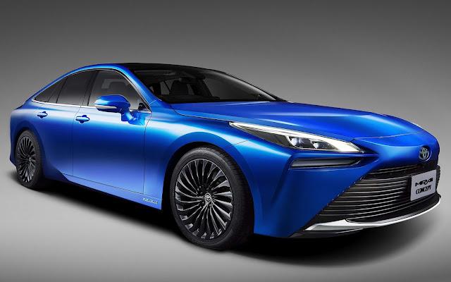 Novo Toyota Mirai 2020