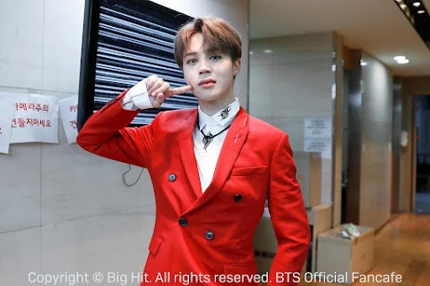 [FANCAFE] IDOL! Do It Like BTS Jimin!