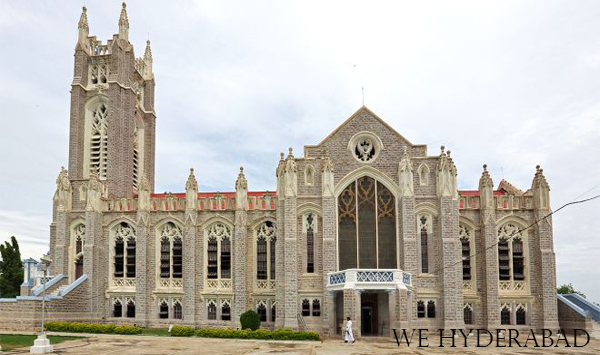Medak Cathedral : Largest Church  In Asia