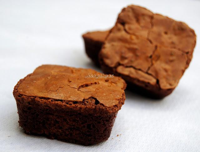 Brownies de Chocolate de Katharine Hepburns