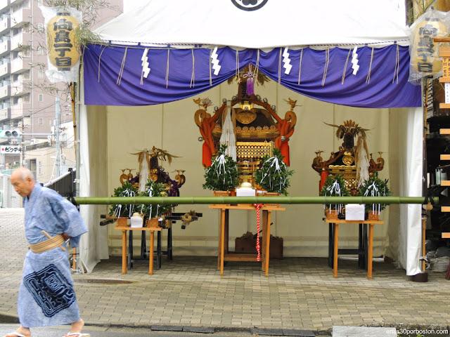 Altar en Sumida City, Tokio