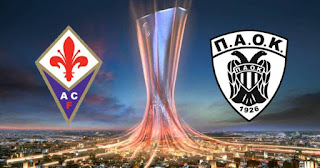 Fiorentina Paok probabili formazioni europa league video