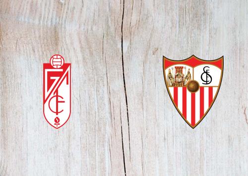 Granada vs Sevilla -Highlights 17 October 2020