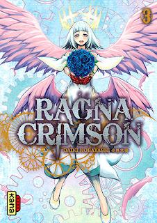 Manga - Ragna Crimson tome 3 aux éditions kana