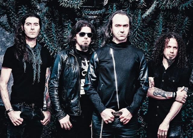 """Moonspell no Reino Unido a gravar o sucessor de """"1755"""""""