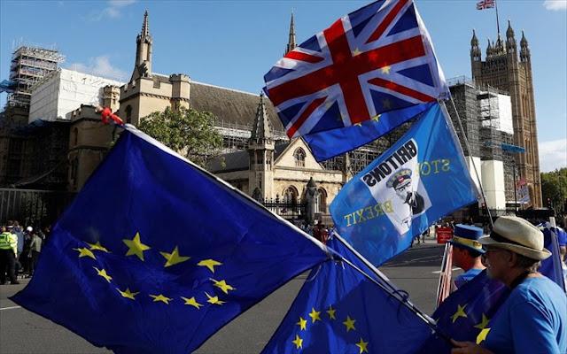 Times: Έτοιμη η ΕΕ για «μεγάλη παραχώρηση» για συμφωνία Brexit