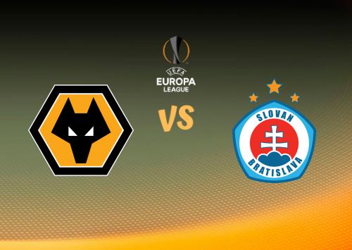 Wolverhampton Wanderers vs Slovan Bratislava  Resumen