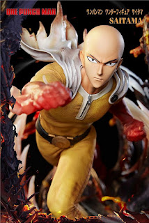 One-Punch Man – Saitama Wonder Figure, PLEX