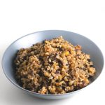 Asian Potato Fried Rice: This Asian Potato Fried Rice recipe is one of our favourites, and we make it almost every week. In addition, it is very economical.