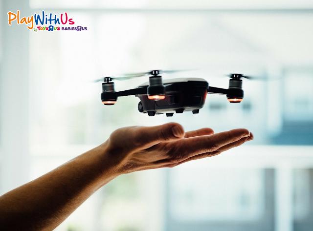 drones et robots pour enfants