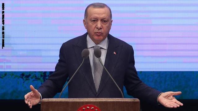 قبل يومين من مؤتمر برلين.. أردوغان: خليفة حفتر رجل لا يوثق به