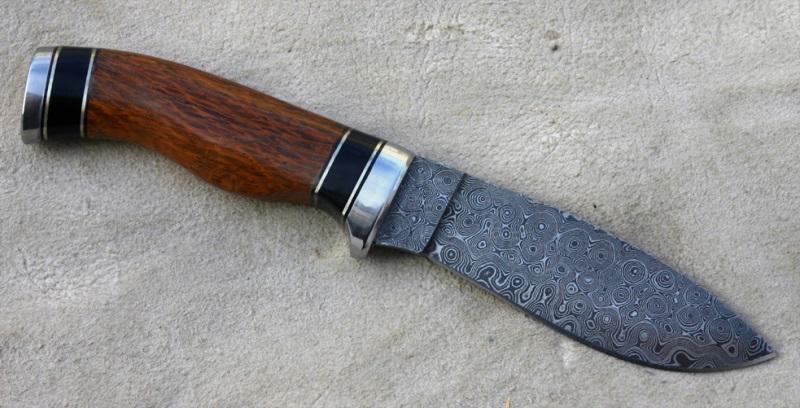 El acero de damasco nuevo blogopin a - Cuchillo de cocina acero damasco ...