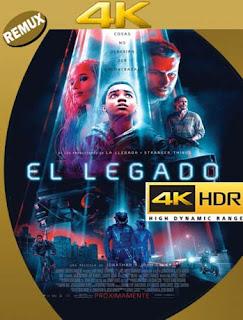 El Legado (2018)4K REMUX 2160p UHD [HDR] Latino [GoogleDrive]