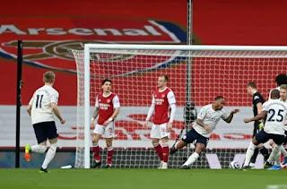 Arsenal 0-1 Man City