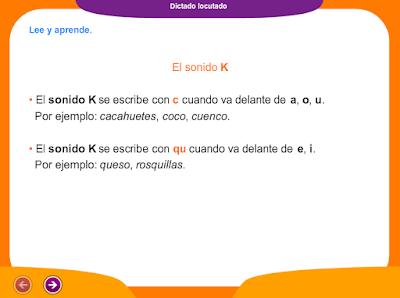 http://ceiploreto.es/sugerencias/juegos_educativos_2/3/Dictado_sonido_K/index.html