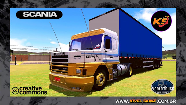 SCANIA T113 - US LOMBRA HEITOR