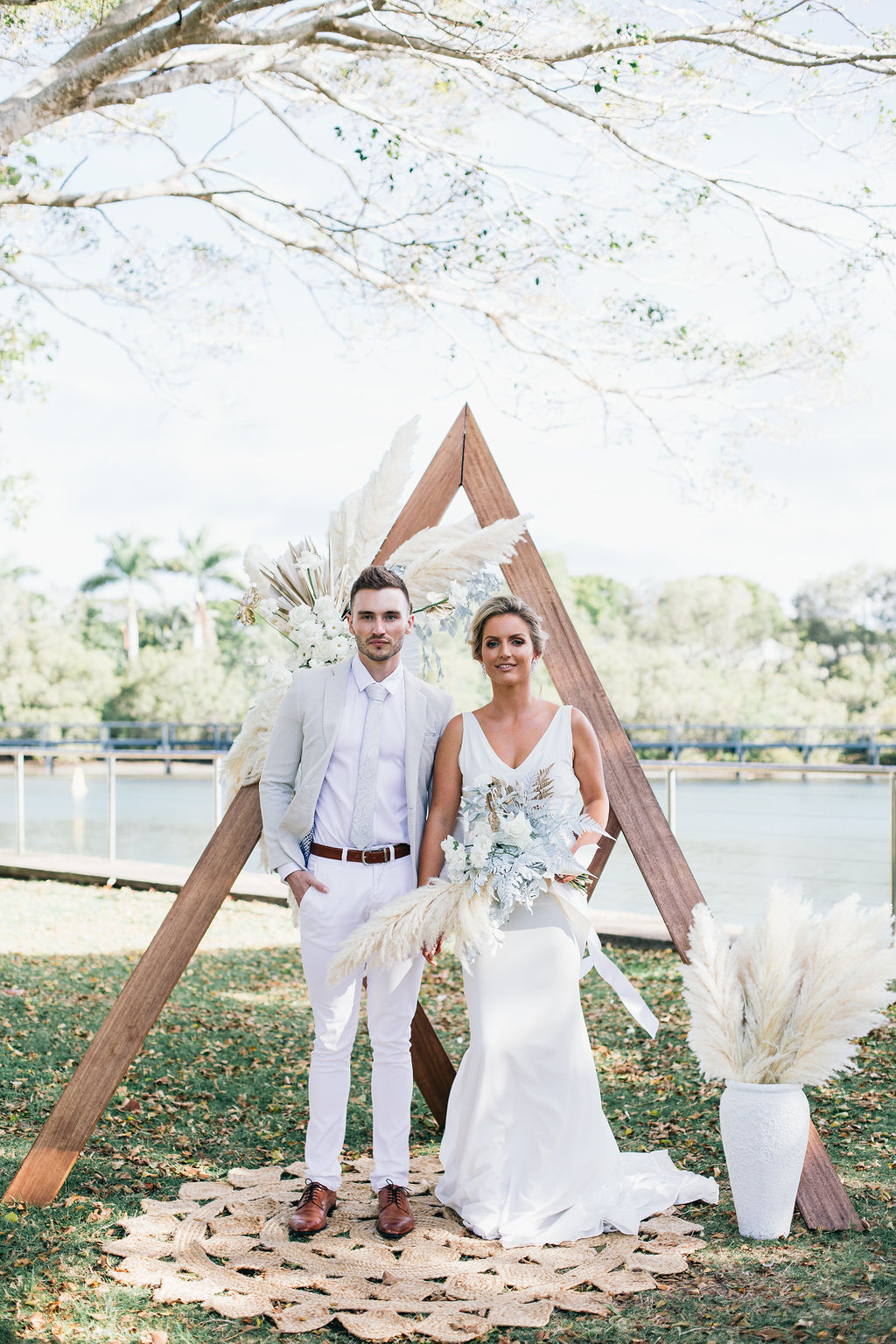 STYLED: FRENCH INFLUENCE   WHITE WEDDING EDITORIAL TWEED HEADS NSW