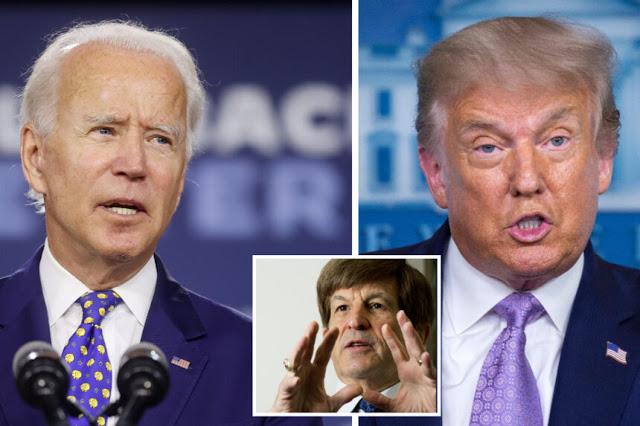 Ahli Sejarah yang Akurat Prediksi Hasil Pemilu AS sejak 1984 Sebut Trump Akan Kalah Tahun Ini