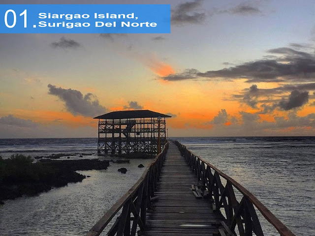 Siargao Island, Surigao Del Norte Surfing Capital of the Philippines