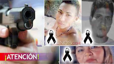 Tres miembros de una familia fueron asesinadas en Campoalegre