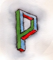 P harfi paradoksu