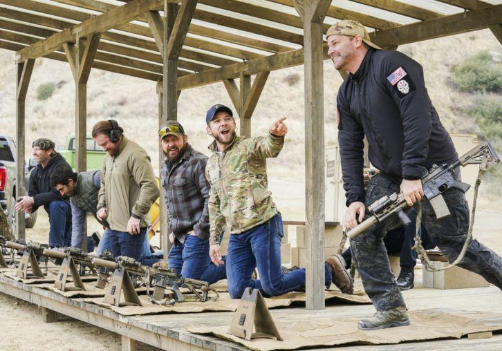 SEAL Team - Episode 4.12 - Rearview Mirror - Promo, Sneak Peeks, Promotional Photos + Press Release