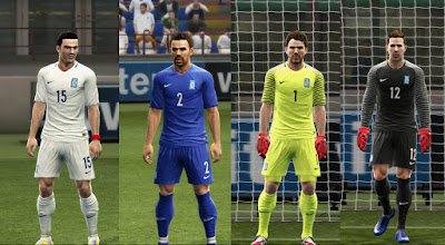 PES 2013 Greece 2016 GDB by Vulcanzero