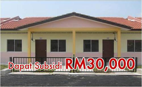 Daftar Borang Permohonan Skim Myhome Rumah Mampu Milik Bantuan Subsidi Rm30 000 Pelangi