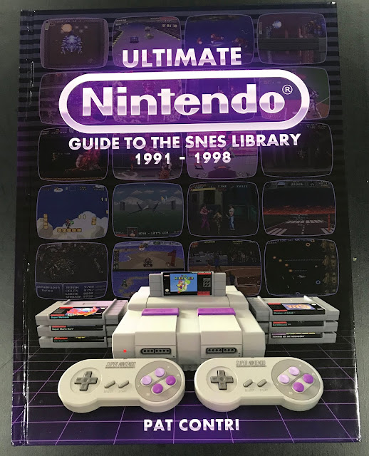 Pat Contri Ultimate Nintendo guide to the SNES Library