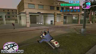 Download Game Grand Theft Auto: Vice City ISO PS2 (PC)