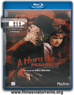 A Hora do Pesadelo Torrent - BluRay Full HD 720p | 1080p Dual Áudio 5.1 (1984)