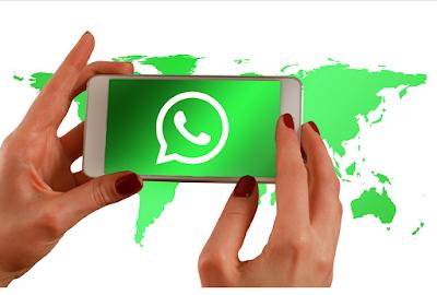 Cara Menambahkan Status Teks Berwarna Pada WhatsApp, Begini caranya