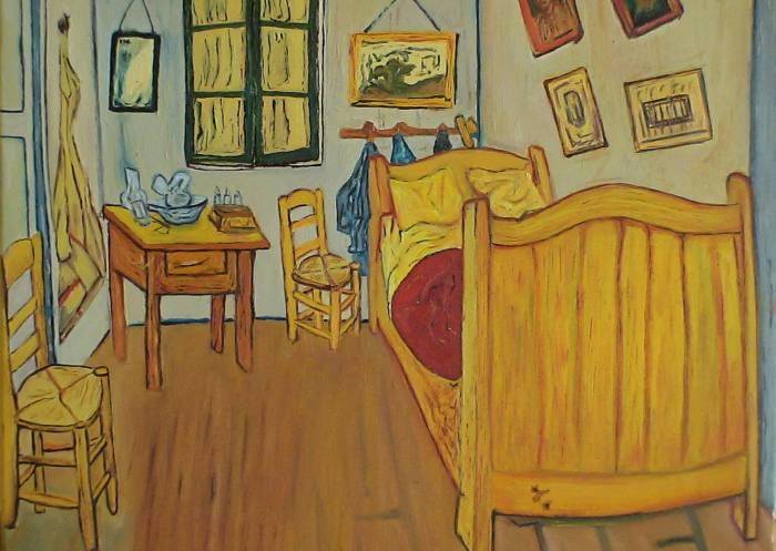 Obra de Vincent Van Gogh inspira cuento de estudiante de Literatura