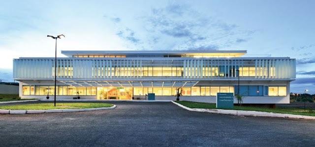 Casa da ONU, em Brasília. Foto: Nelson Kon