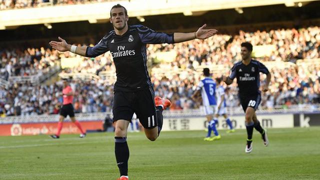 [Video] Cuplikan Gol Real Sociedad 0-3 Real Madrid (Liga Spanyol)