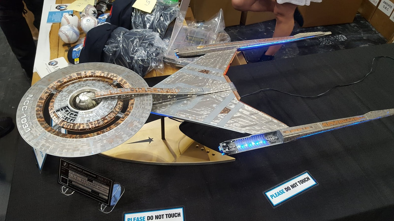 Photos From Destination Star Trek: NEC, Birmingham 2018