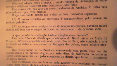 Os Povos Brancos da Amazonia