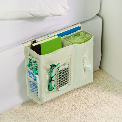 Bedside caddy