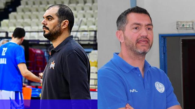 Καλαϊτζάκης και Σκορδής συνεχίζουν στον Αθλητικό Όμιλο Ερμιονίδας