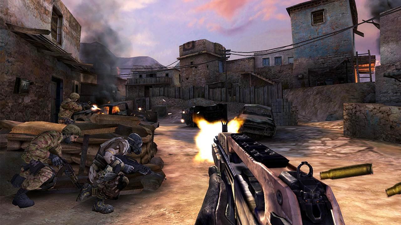 لعبة الاكشن و القتال العملاقة Call of Duty Strike Team مهكرة و اصلية للاندرويد