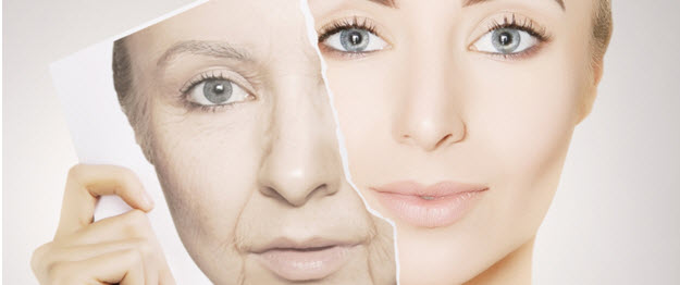 Desired effect of anti-aging treatment