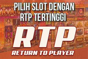 Pilih Game Slot RTP Tertinggi