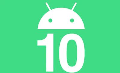 Lista de smartphones que se actualizaran a Android 10