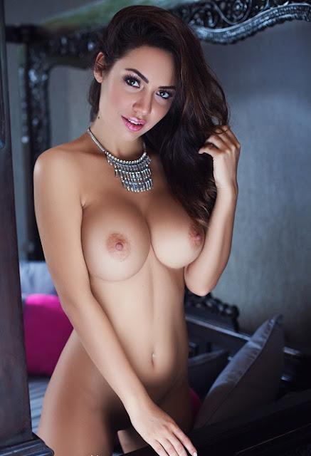 Adrienn Levai big boobs naked pics