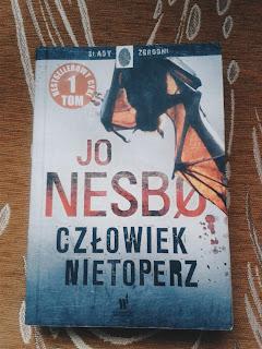 Jo Nesbø - Człowiek nietoperz (tom 1)