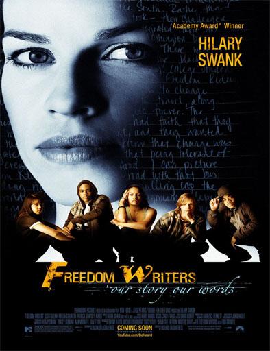 pelicula Escritores de libertad