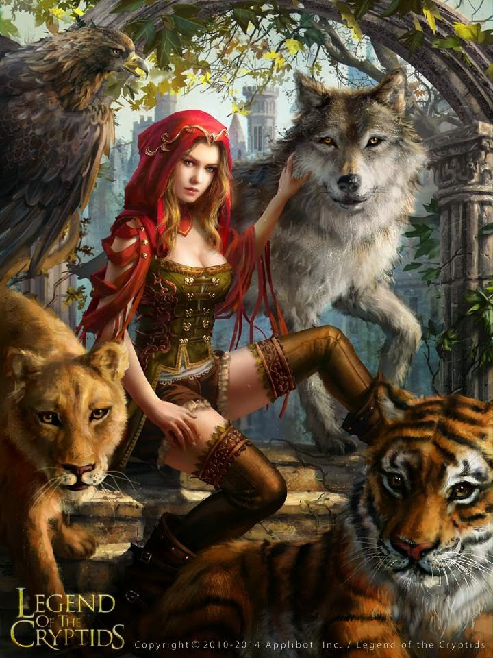 Legends of Cryptids