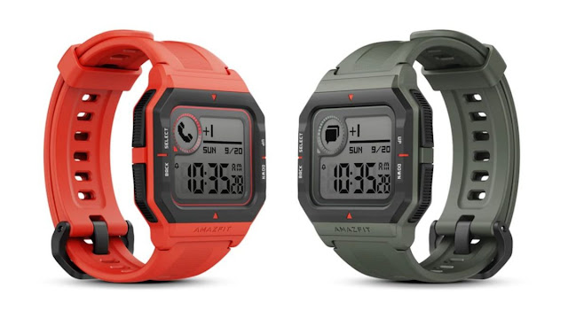 Amazfit Neo - Um smartwatch bem conseguido num corpo Retro!